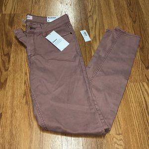 Old Navy NWT❗️Rockstar Sateen Skinny Jeans